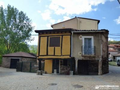 Siete Villas - Alto Najerilla, La Rioja;turismo senderismo lugares de montaña senderos interpretati